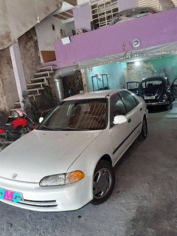 Vendo Honda Civic lx automático  - Foto 3