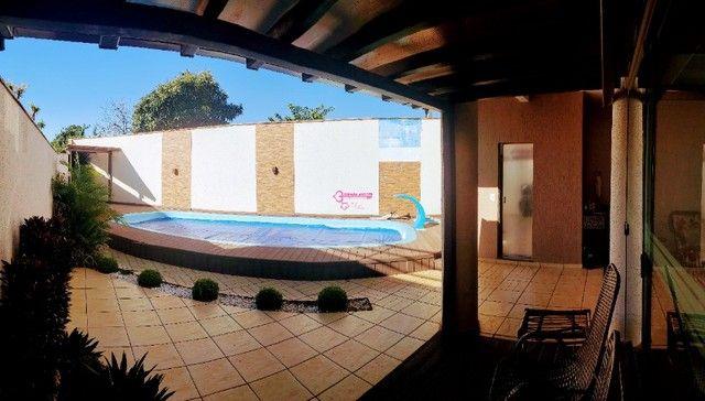 Maravilhoso sobrado no Tropical com piscina para locação!!! - Foto 16
