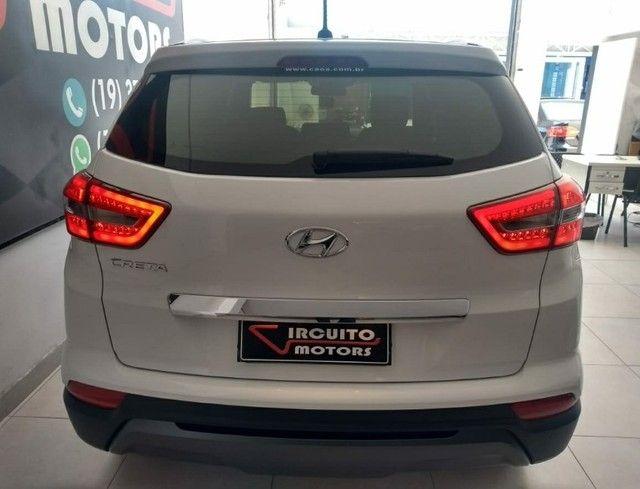 Hyundai Creta 1.6 16V FLEX LIMITED AUTOMÁTICO 2021 4P - Foto 6