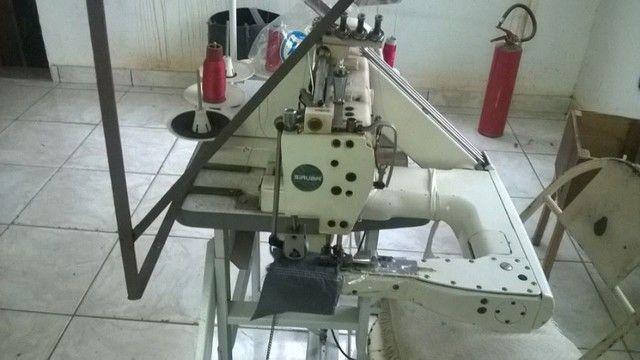 Máquina de braço Siruba - Foto 2
