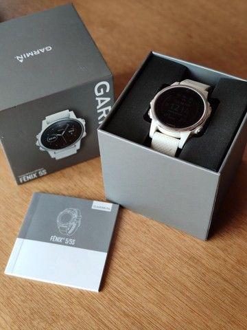 Relógio Garmin Fênix 5S - Foto 3