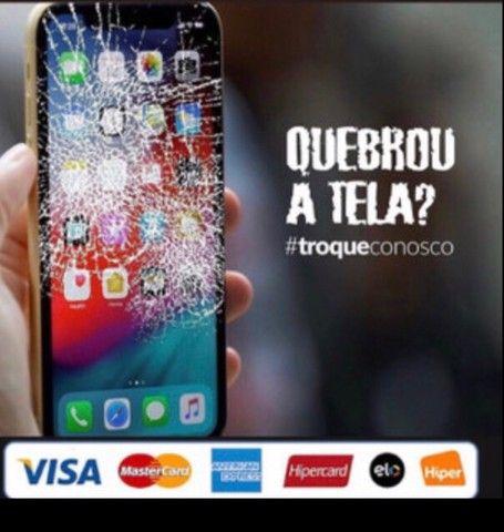 Troca de Tela iPhone Vamos até você