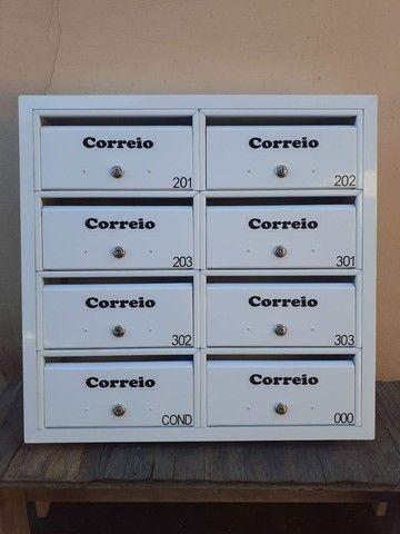 Caixa correio para condominio  - Foto 2