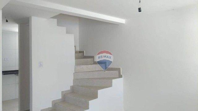 Apartamento com 3 dormitórios à venda, 93 m² por R$ 249.000,00 - Jacumã - Conde/PB - Foto 5