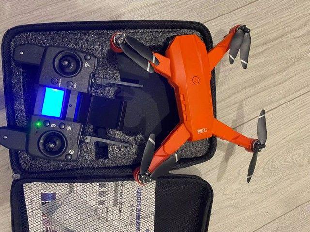 Drone Novo com Gps alcance de 1.200 - até 12x sem juros, frete grátis - RO