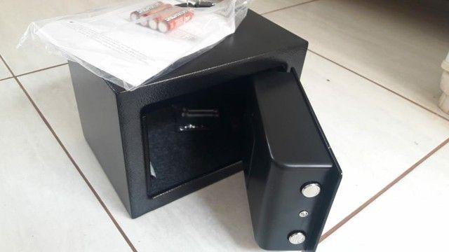 Cofre Eletrônico C/ Segredo - Foto 2