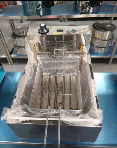 Fritadeiras profissionais direto da fábrica. - Foto 2