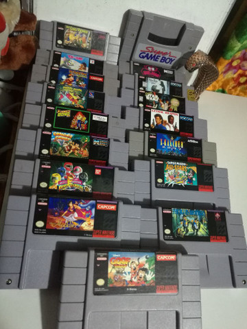 Jogos originais de Nintendo