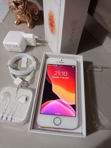 Iphone SE 32GB Ouro Rose, em Maceió Alagoas - Foto 3
