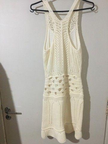 Vestido em tricô - Foto 2