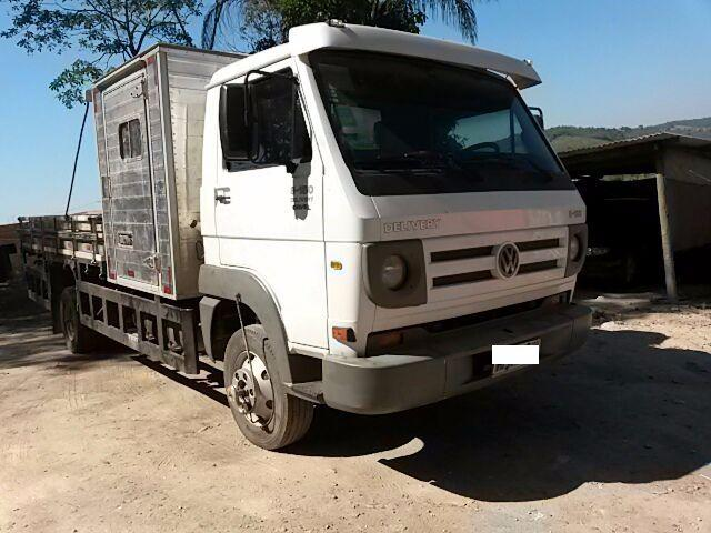 Vw 8-150 4x2 delevery ano 2010/2011 com cabine suplementar
