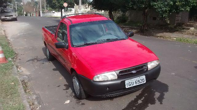REPASSE BARBADA FORD COURIER 1998