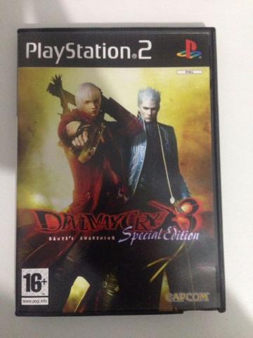 Devil May Cry 3 Special Edition - Original - Playstation 2