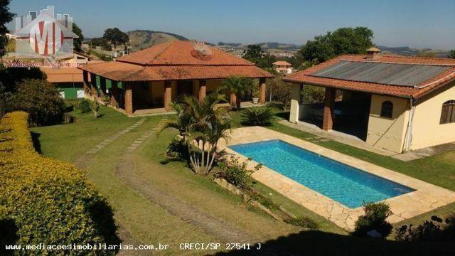 Casa de campo dos sonhos 1300m 03 dormit rios piscina for Casa de campo pequena con piscina