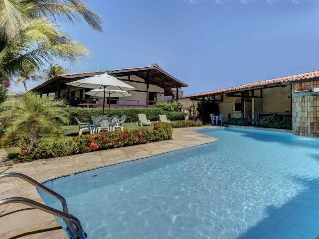 Alugo Linda Casa Próxima Beach Park - 15 pessoas a 200m da Praia