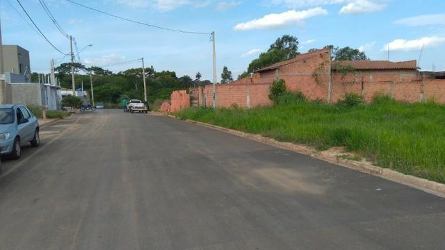 Terreno no Parque dos Girassóis em Cosmópolis-SP, aceita caminhão!!! (TE0065) - Foto 4