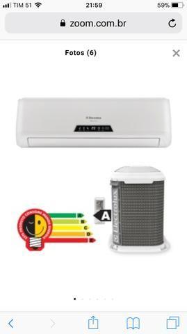 Ar Condicionado Split Electrolux 7000 Quente/Frio