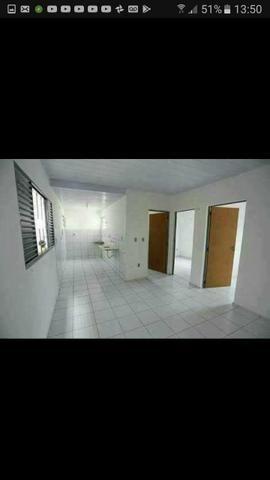 Vendo apartamento conj Torquato Neto