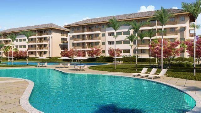 Oportunidade Flat 03 quartos 01 suíte 90 m2 pronto no melhor da praia de porto de galinhas