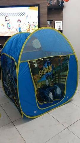 Tenda do Batman nova