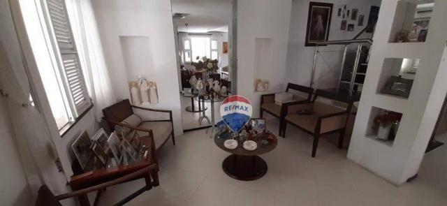 Casa com 5 dormitórios à venda, 259 m² por r$ 1.000.000 - de lourdes - fortaleza/ce - Foto 14
