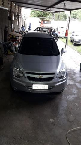 Vendo Captiva V6 top de linha 2012 - Foto 2