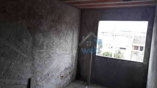Oportunidade de compra! sobrado, 02 quartos, aproximadamente 77 m², em construção na regiã - Foto 16