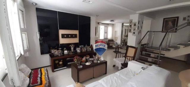 Casa com 5 dormitórios à venda, 259 m² por r$ 1.000.000 - de lourdes - fortaleza/ce - Foto 9