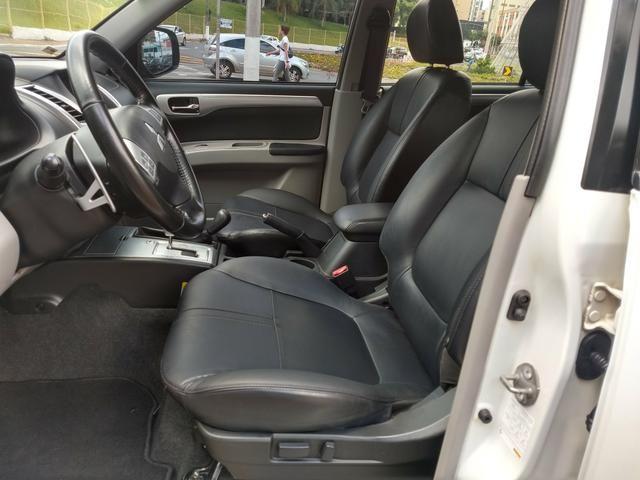 Pajero dakar 3.2 d hpe 7 lugares automática 2014 - Foto 18