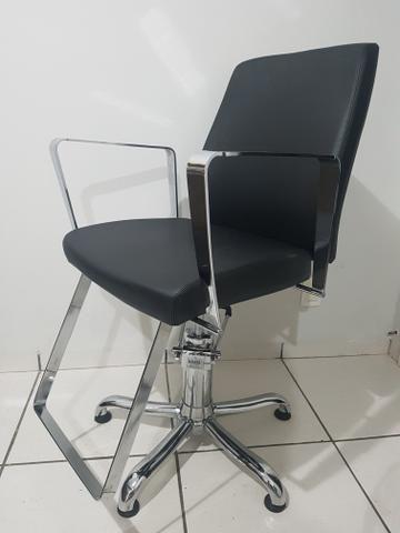 Cadeira para salão de beleza - Ultima Peça- - Foto 2
