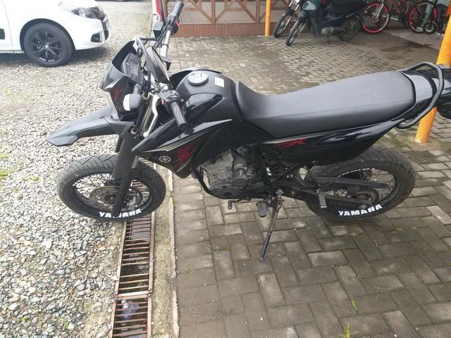 Xtz 250 impecável 7.000 +1600 multa - Foto 3