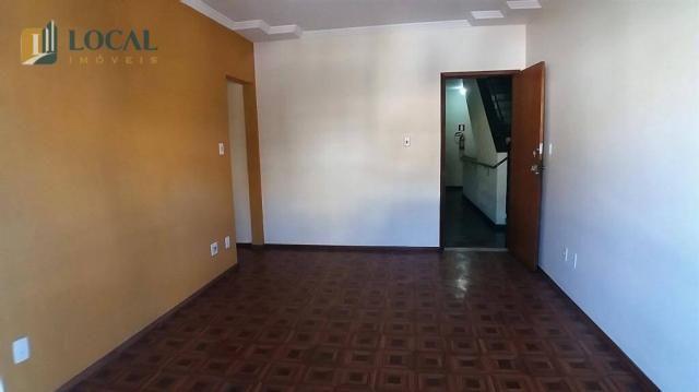 Apartamento com 3 quartos à venda - Santa Efigênia - Juiz de Fora/MG