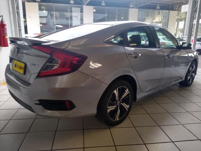 HONDA CIVIC 1.5 16V TURBO GASOLINA TOURING 4P CVT - Foto 7