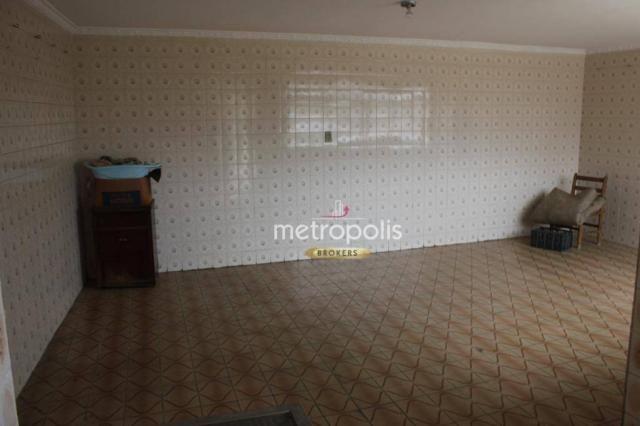 Sobrado com 4 dormitórios para alugar, 246 m² por R$ 4.000/mês - Cerâmica - São Caetano do - Foto 15