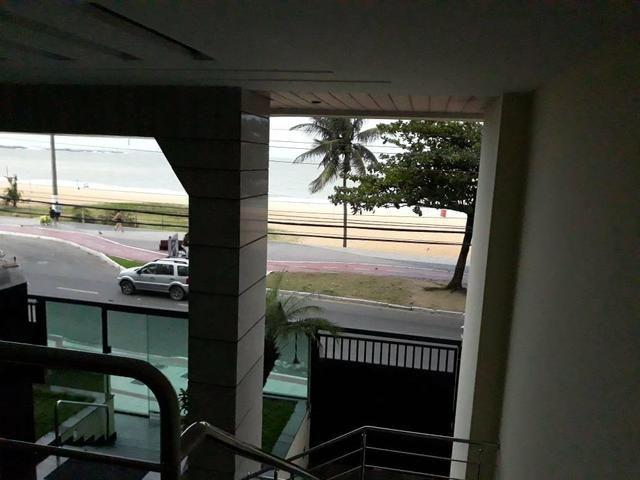 Apto frente para o mar praia da costa - Foto 4