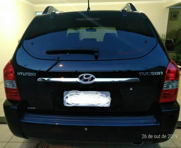 Hyundai Tucson 2007 Automática - Foto 3