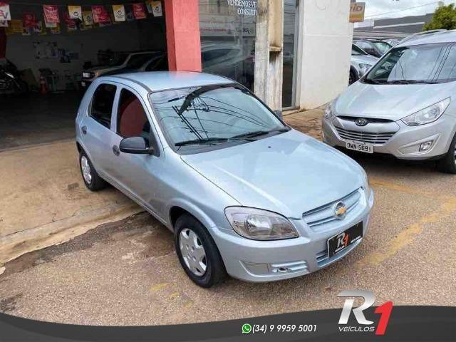 Chevrolet Celta Ls 1.0 Mpfi F.power 5p Flex 2011/2012 - Foto 2