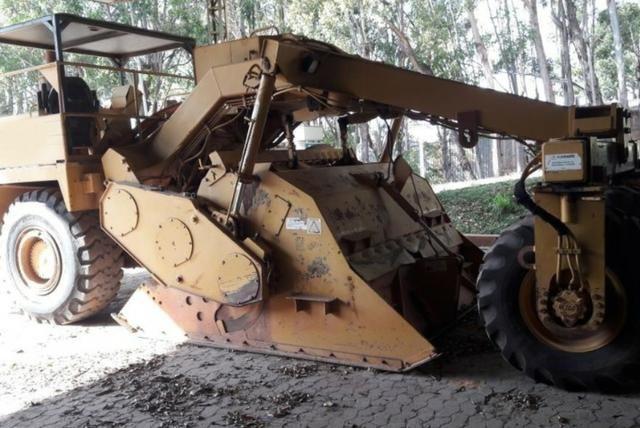 Recicladora de asfalto RM350B Caterpillar - 02/02 - Foto 5