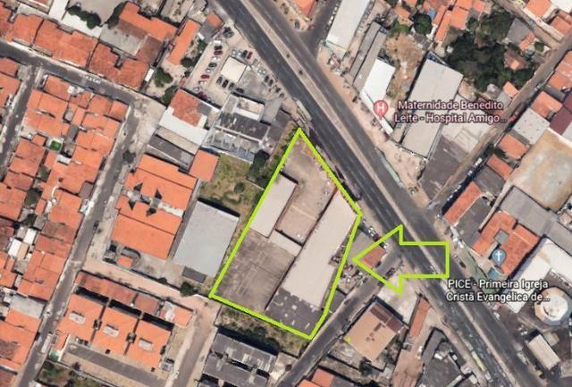 Area pra Grande Construção-Cohab