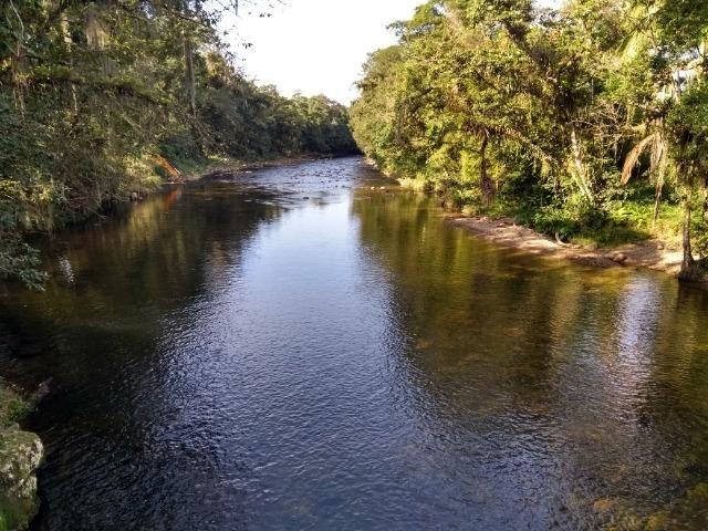 Área com 30 hectares com 600 metros de rio - Foto 15