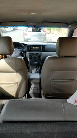Toyota Fielder XEI 1.8 Automático Flex 2007/8 - Impecável - Foto 9