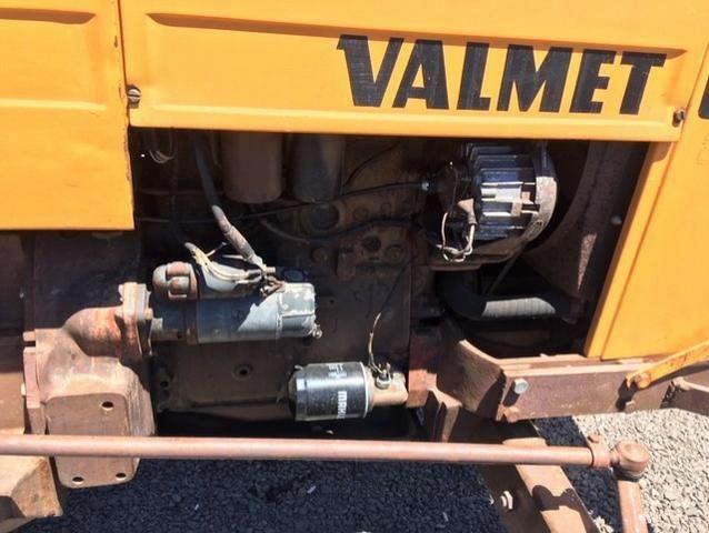 Trator Valmet 68 ano 83 mwm - filé!!! - Foto 6
