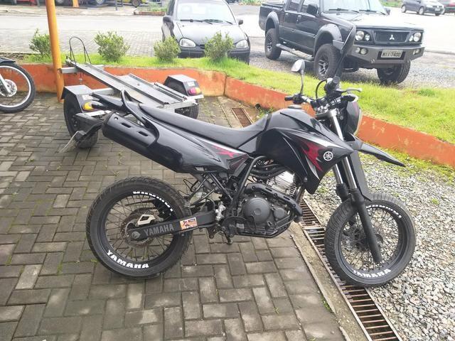 Xtz 250 impecável 7.000 +1600 multa