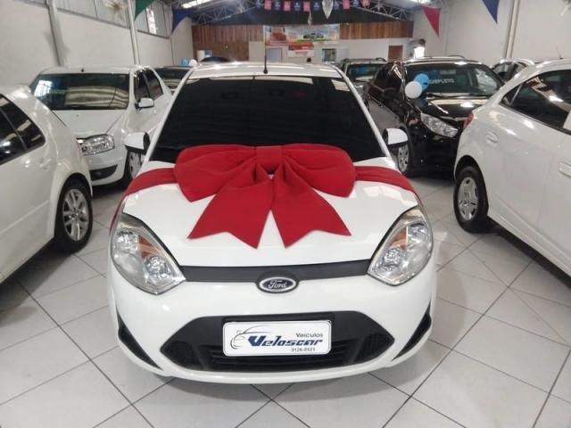 Ford Fiesta SE 8v 1.6 Flex 2014 100% financiado - Foto 3