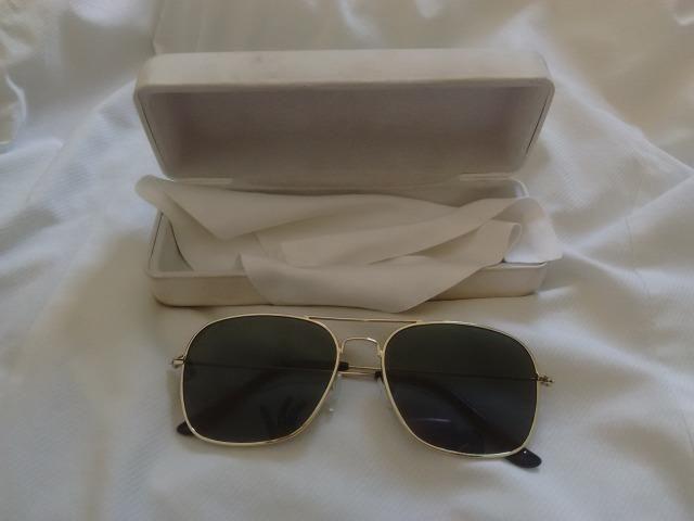 Óculos de Sol Aviador Feminino - Bijouterias, relógios e acessórios ... 39b9635a99