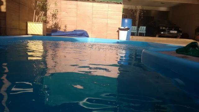 Setor Oeste QD 09, Sobrado 6qts (2 suites), piscina churrasqueira lote 275m² R$ 595.000 - Foto 5