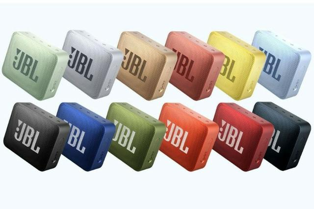 Caixa de Som de Som JBL Go 2 - Bluetooth - Bateria de 730 Mah - Varias cores - Foto 5