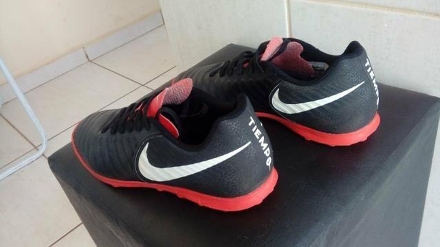 Vendo Chuteira Nike Original N°38 Semi-nova a66bb2a33cfd8