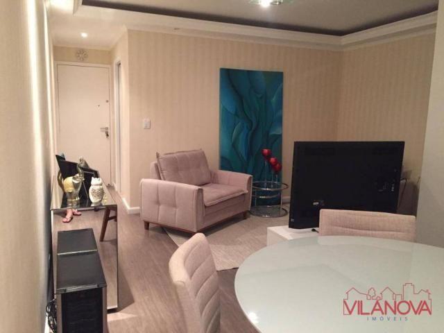 Apartamento com 3 dormitórios à venda, 86 m² por r$ 350.000 - jardim das indústrias - são  - Foto 11