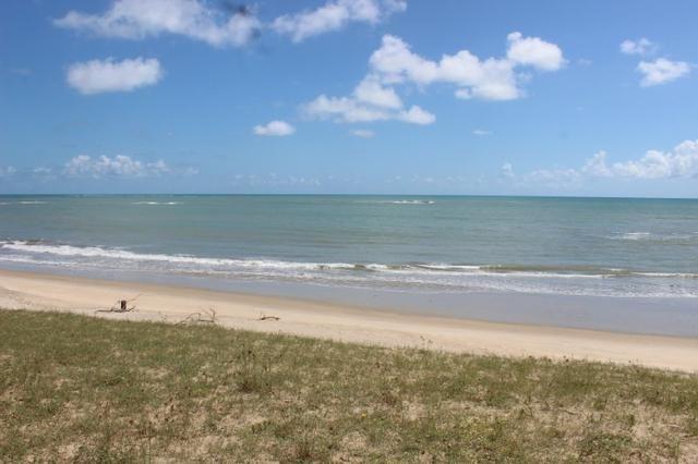 Excelente terreno beira mar na praia de Monte Alegre - TE0019 - Foto 9